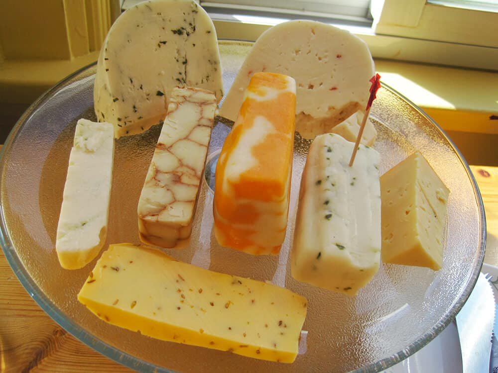 New cheeses arriving at The European Pantry