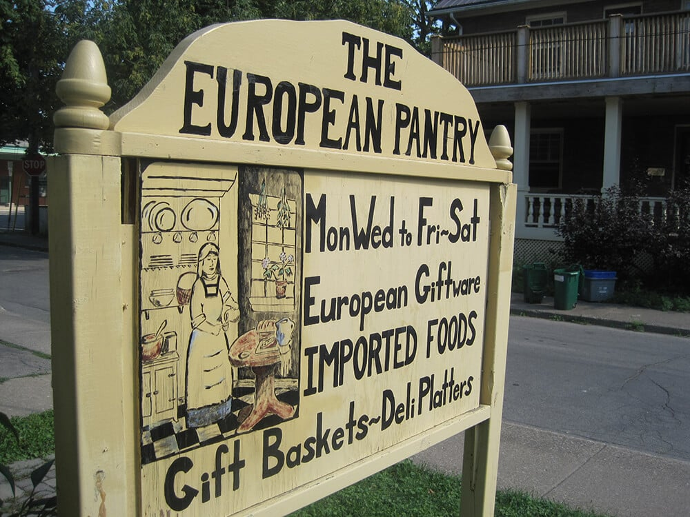 The European Pantry
