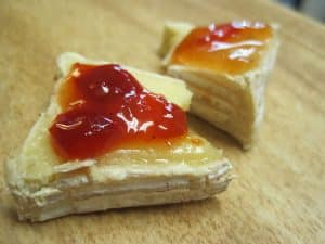 Brie and Chutney