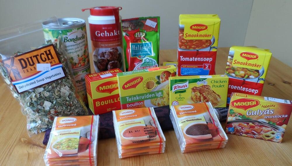 Is European cooking bland?