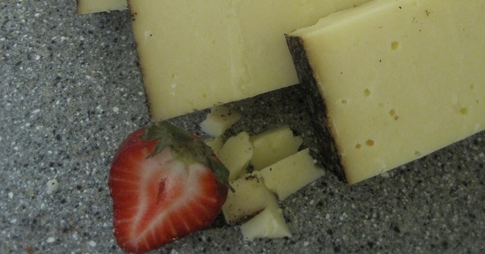 Bellavitano Espresso Cheddar…dark notes of Jazz!