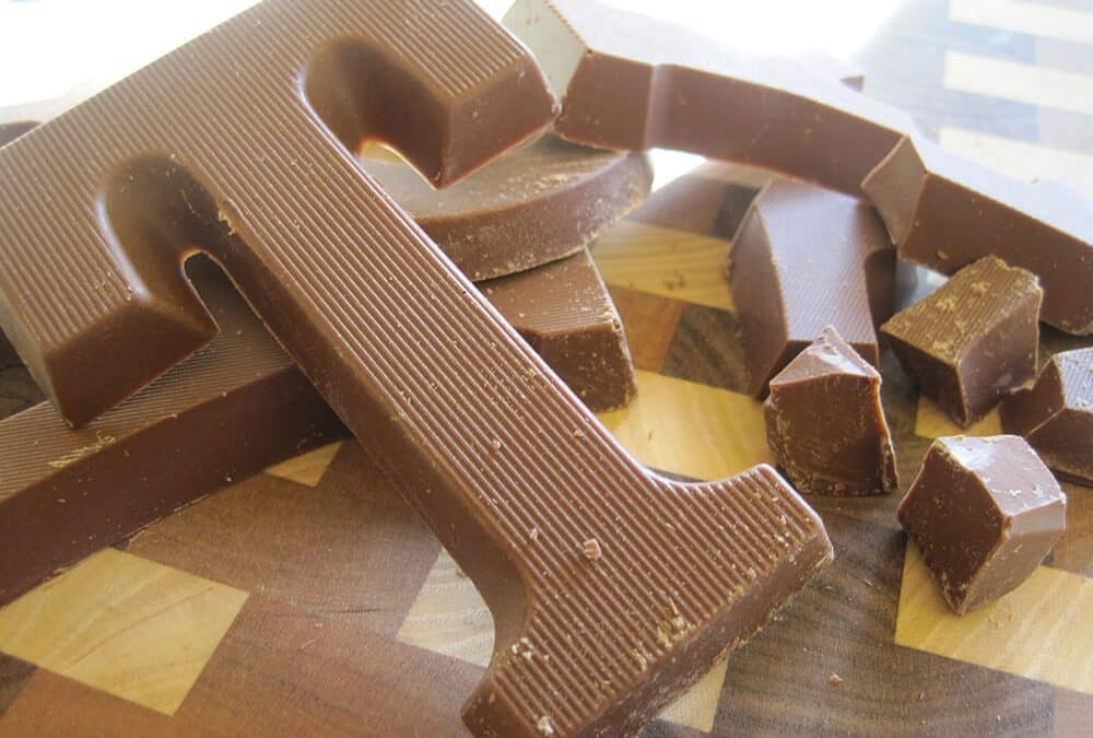 Why Dutch People Give Chocolate Letters