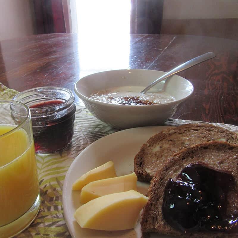 European Breakfast Foods