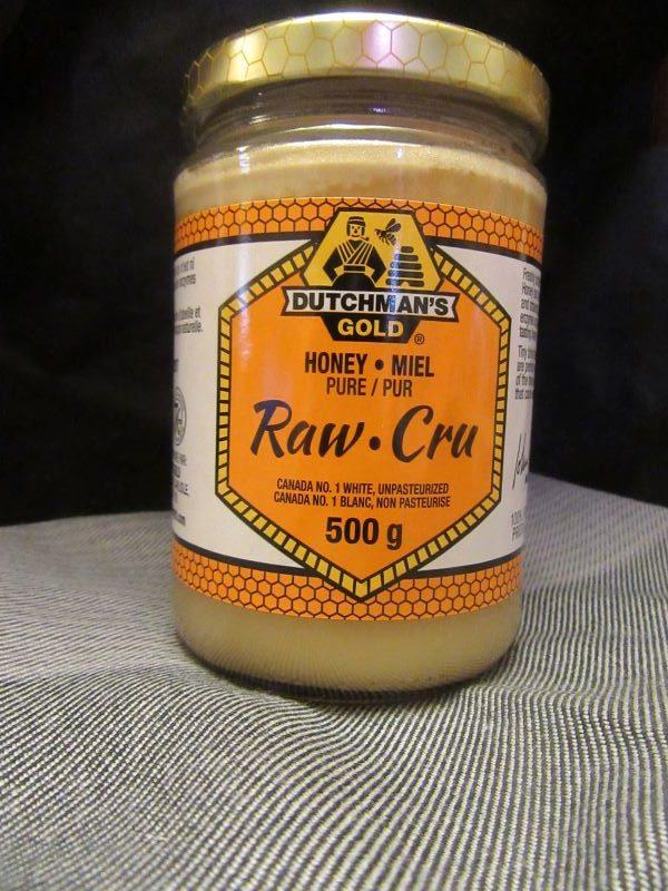 Dutchman's Gold Raw Honey