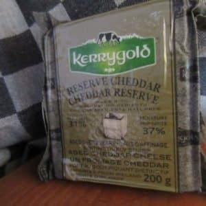 Kerrygold Irish Reserve Cheddar