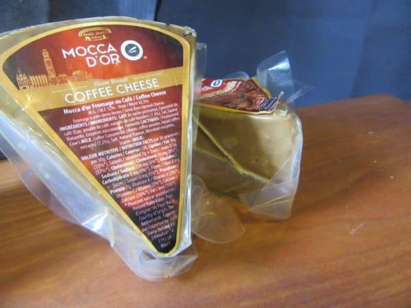 Mokka D'Or Coffee Cheese