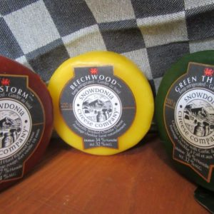 Snowdonia Cheese Company Assorted Cheddars
