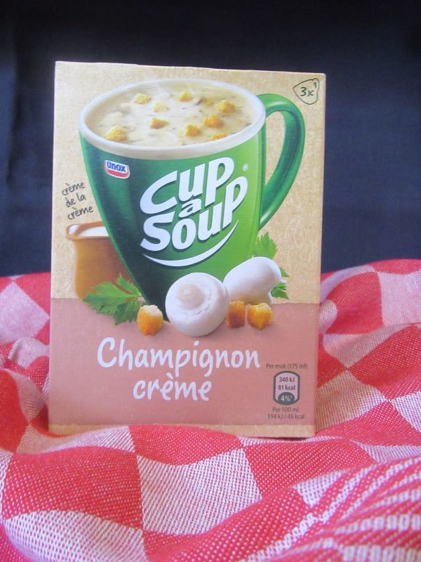 Unox Cream of Mushroom Cup a Soup