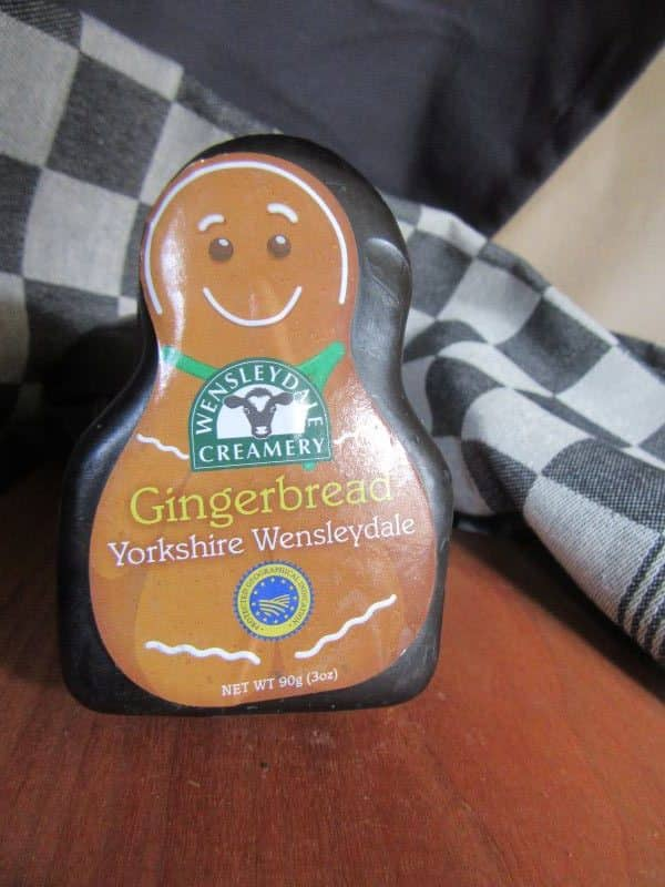 Wensleydale Creamery Yorkshire Wensley with Gingerbread