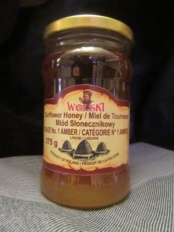 Wolski Sunflower Honey