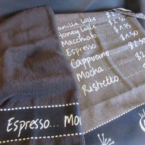 teatowels Espresso