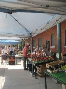 Welland Farmer's Market
