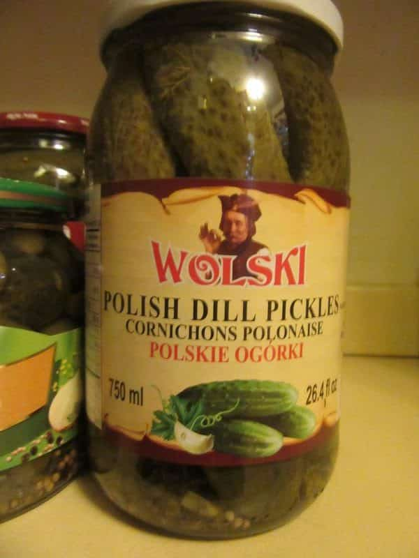 Dill Pickles by Wolski