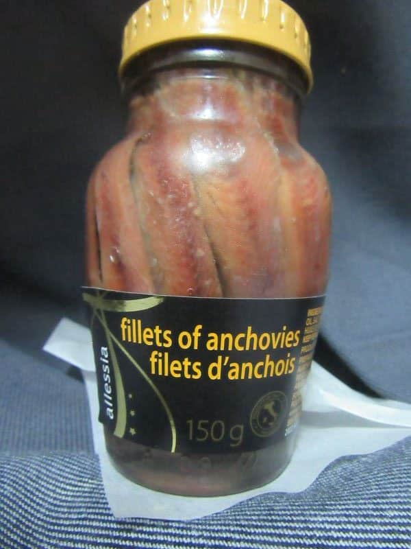 Anchovie Fillets