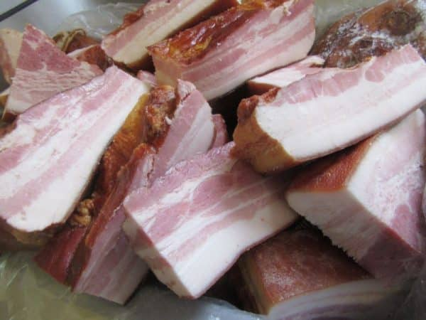 Bacon Slabs