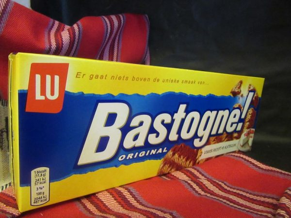 Bastogne Cookies by Lu