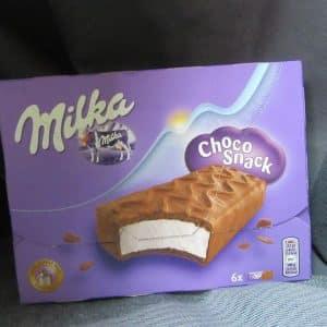 Choco Snack by Milka