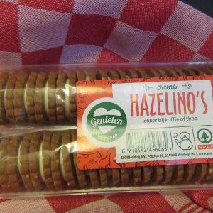 Hazelino's Creme Biscuits