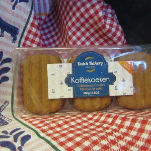 Koffiekoeken - Coffee Break Cookies