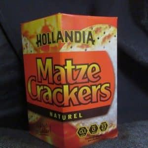 Matze Crackers by Hollandia