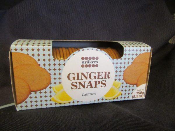 Nyaker Ginger Snaps