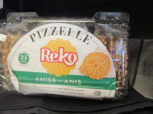 Pizelle wafers by Reko