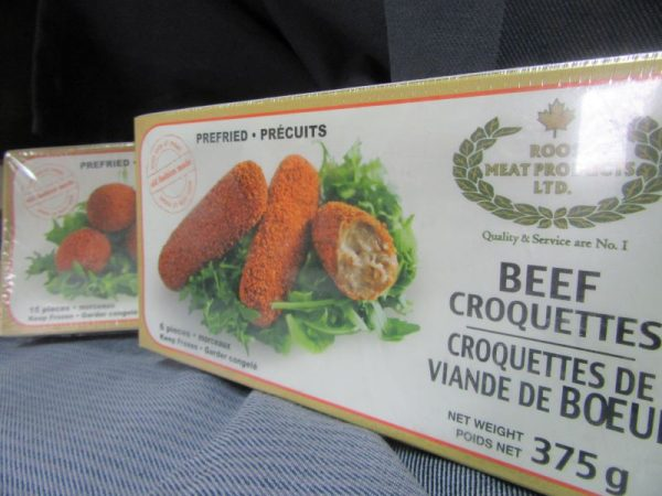 Roos Croquettes