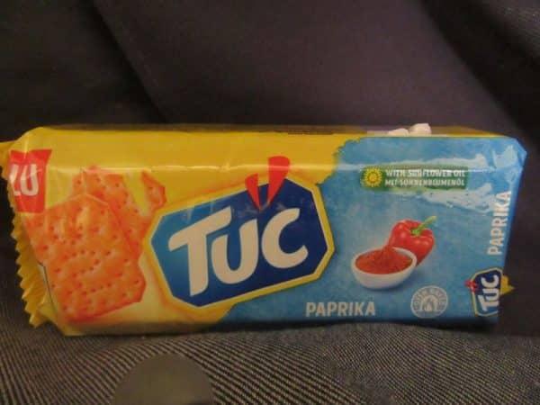 TUC crackers