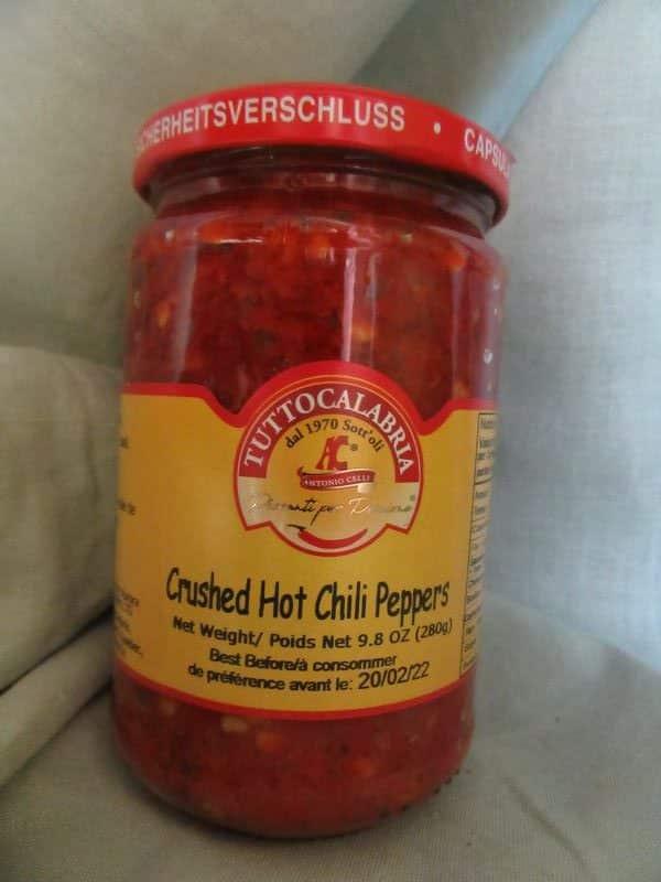 Crushed Hot Chili Pepper