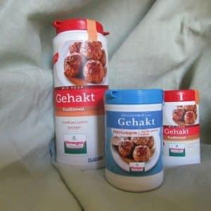 Gehakt Spices by Verstegen