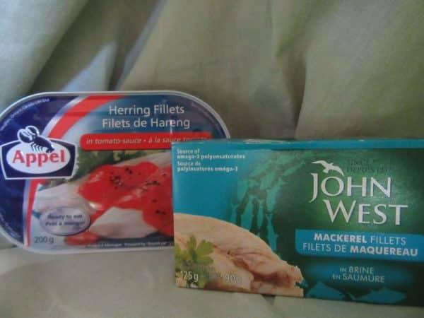 Herring and Mackerel