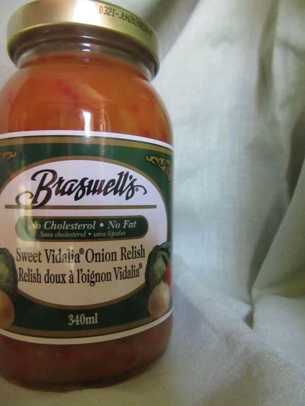 Onion Relish by Braswell's