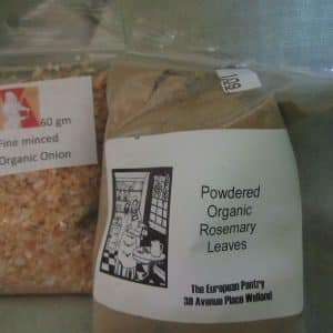 Organic Meat Seasonings