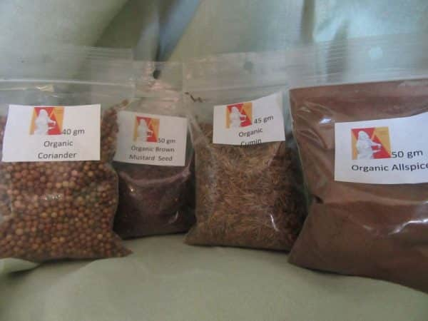 Organic Pickling Spices