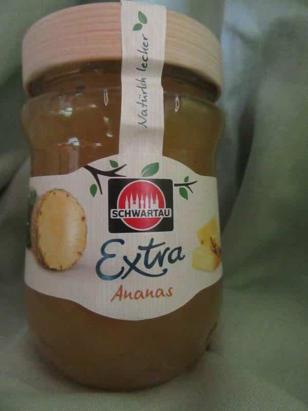 Schwartau Pineapple Jam
