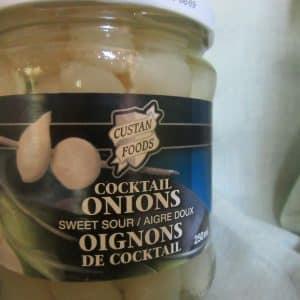 Silver Onions