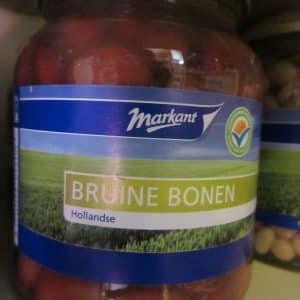 Beans Dutch Brown