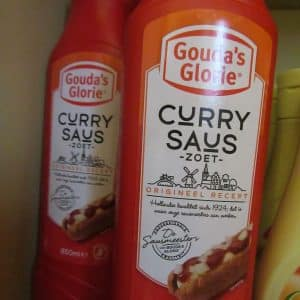Curry Ketchup by Gouda's Glorie