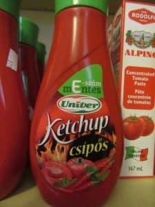 Ketchup Hot by Univer