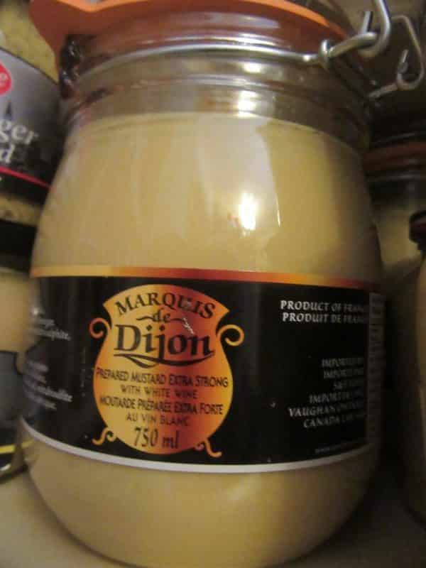 Mustard Dijon by Marquis