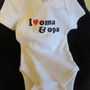 Onesies Opa and Oma