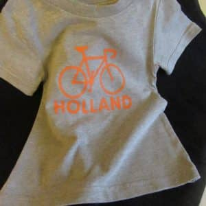 Child's T-shirt Bicycle