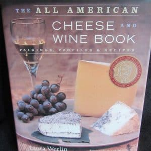 All American Cheese & Wine Book