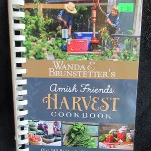Amish Harvest Cookbook