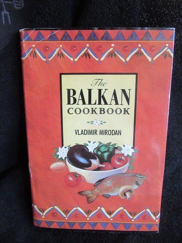 The Balkan Cookbook