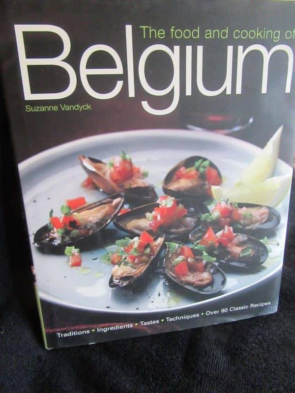 Books Belgian Food