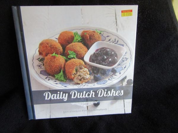 Books Daily Dutch Dishes
