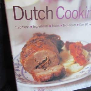 Books Dutch Cooking