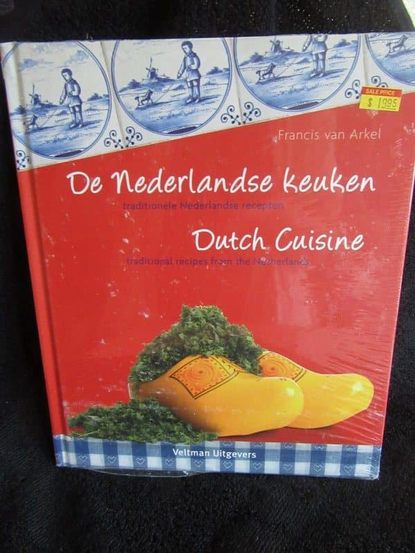 Books Dutch Cuisine