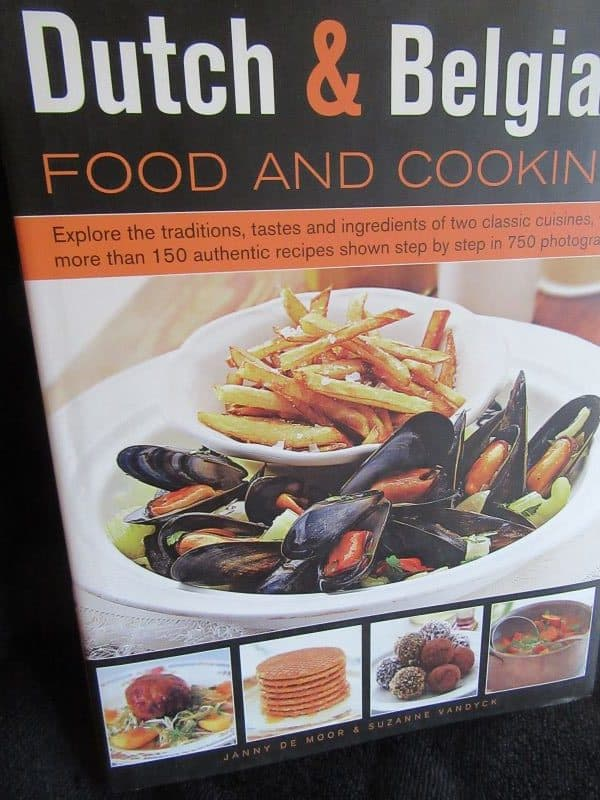Dutch and Belgian Food